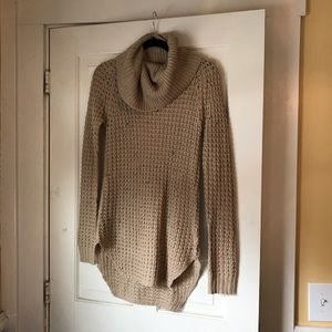 Rue 21 cowl sweater. Size small